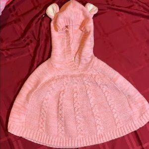 Oshkosh sweater cape/poncho